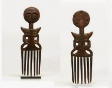 Peigne afro ashanti